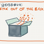Werkdruk: denk out of the box
