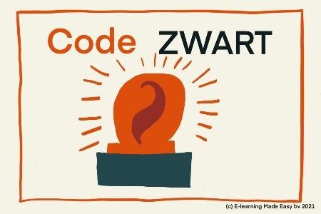 Voorbereiding op code zwart met e-learning zuurstof toedienen
