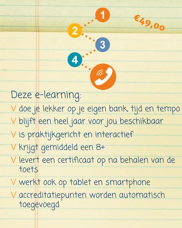 E-learning Meldcode