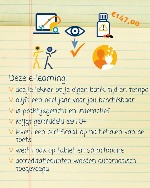 E-learning Pakket Huishoudelijke zorg