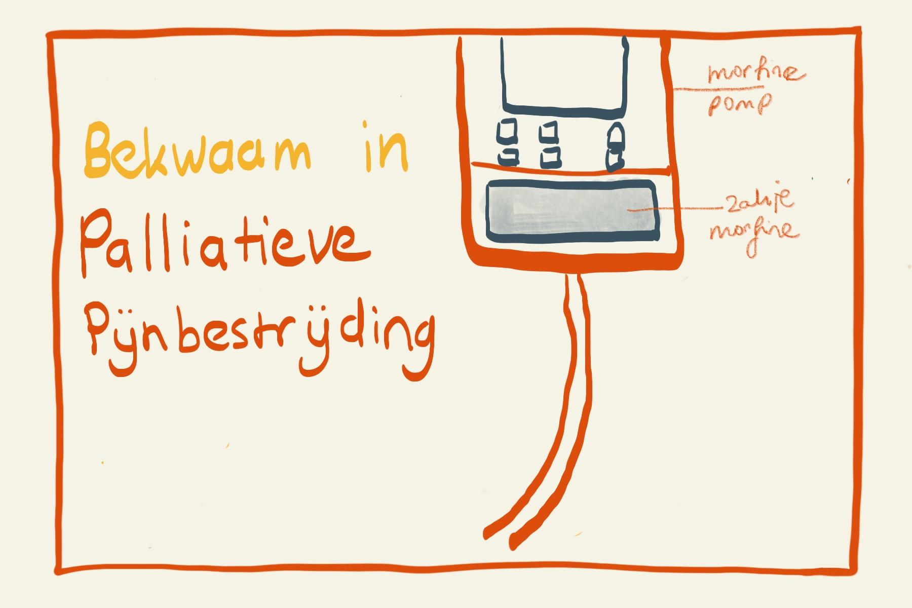 e-learning Palliatieve Pijnbestrijding