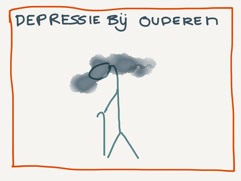 Herken depressie bij ouderen