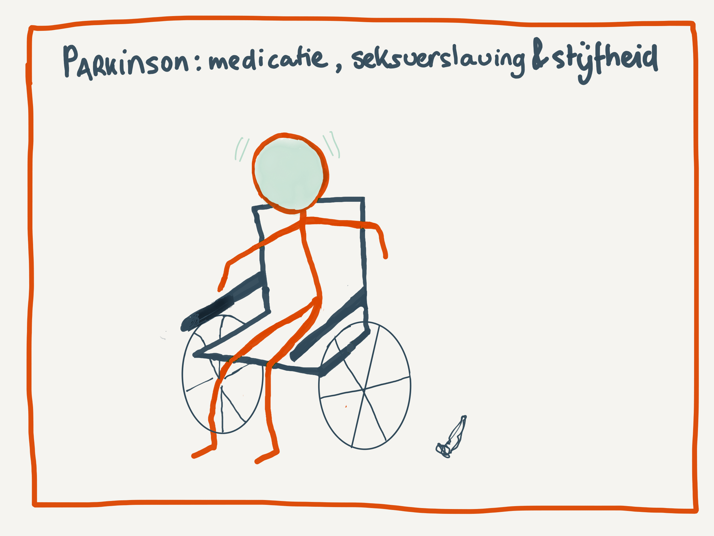 Parkinson: medicatie, seksverslaving en stijfheid