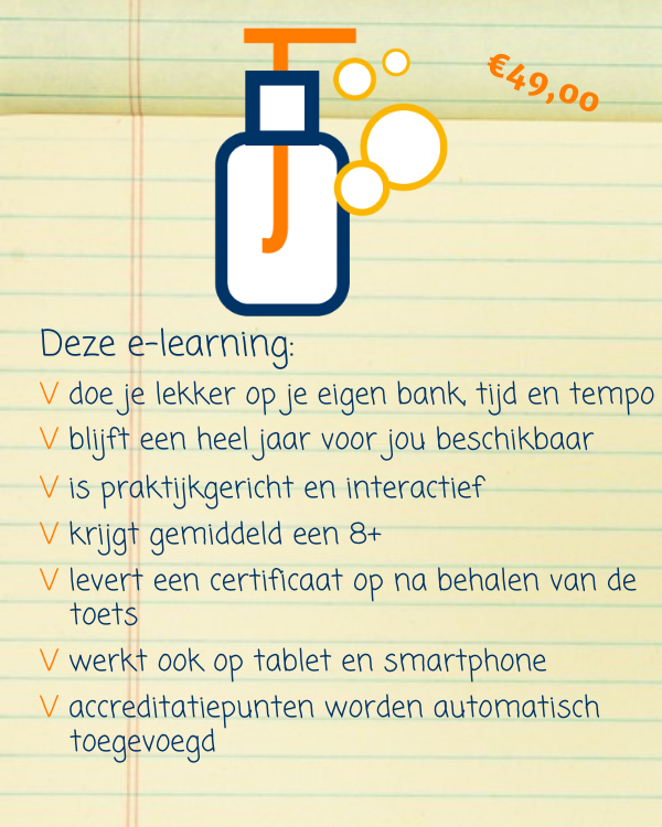 e-learning SOAP Rapporteren