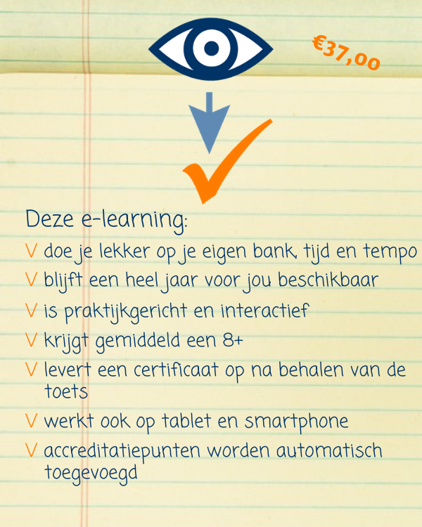 e-learning Signaleren
