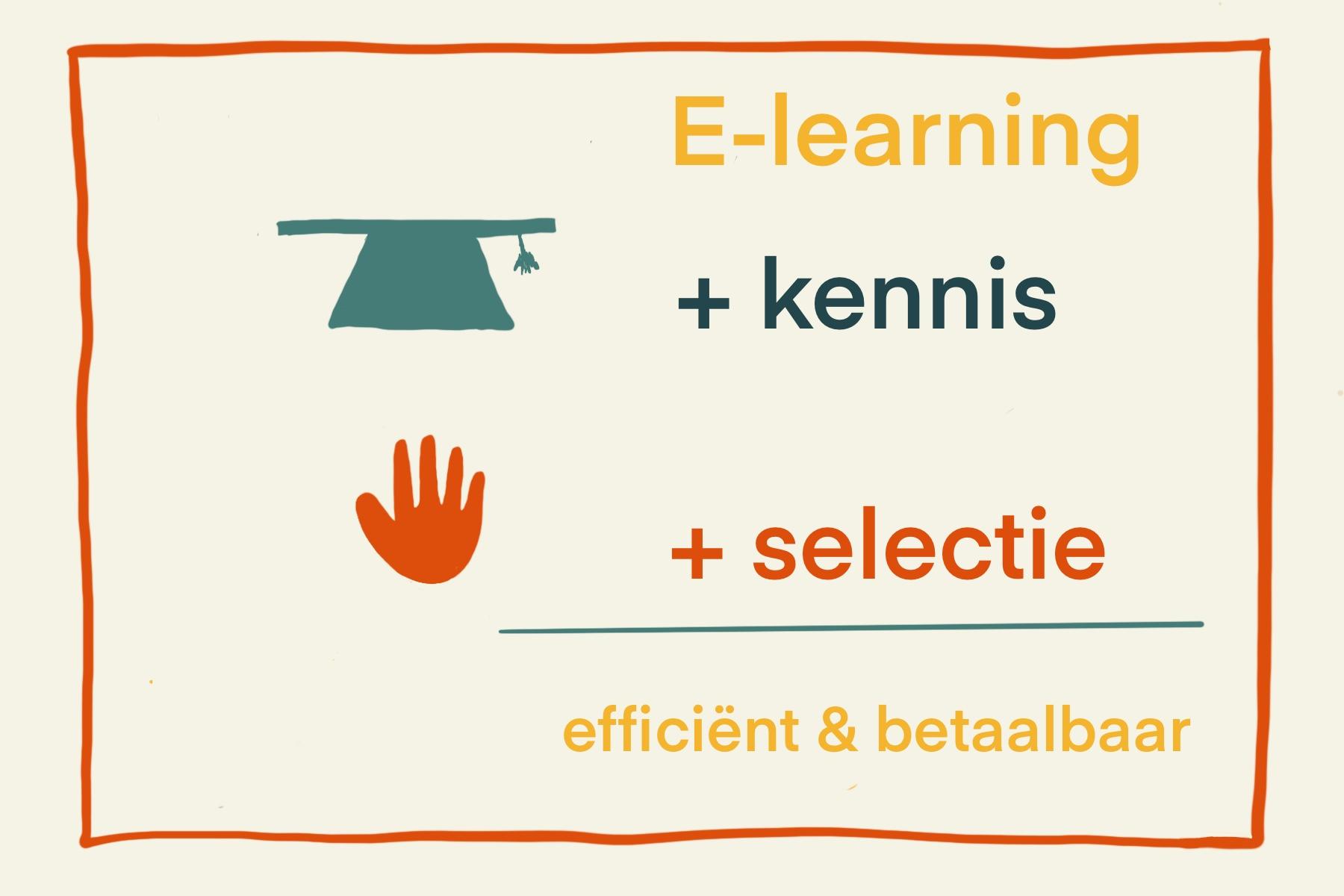 Wel eens aan gedacht om vakantiekrachten e-learning aan te bieden?