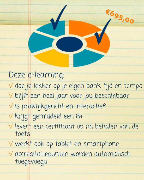e-learning vakbekwaam indiceren