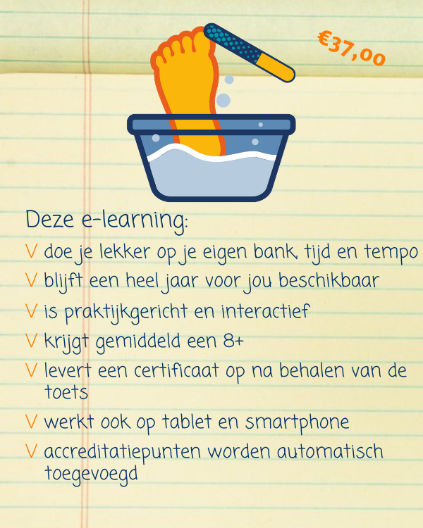 E-learning Voetzorg