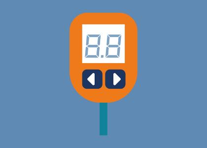e-learning diabetes en insuline injecteren