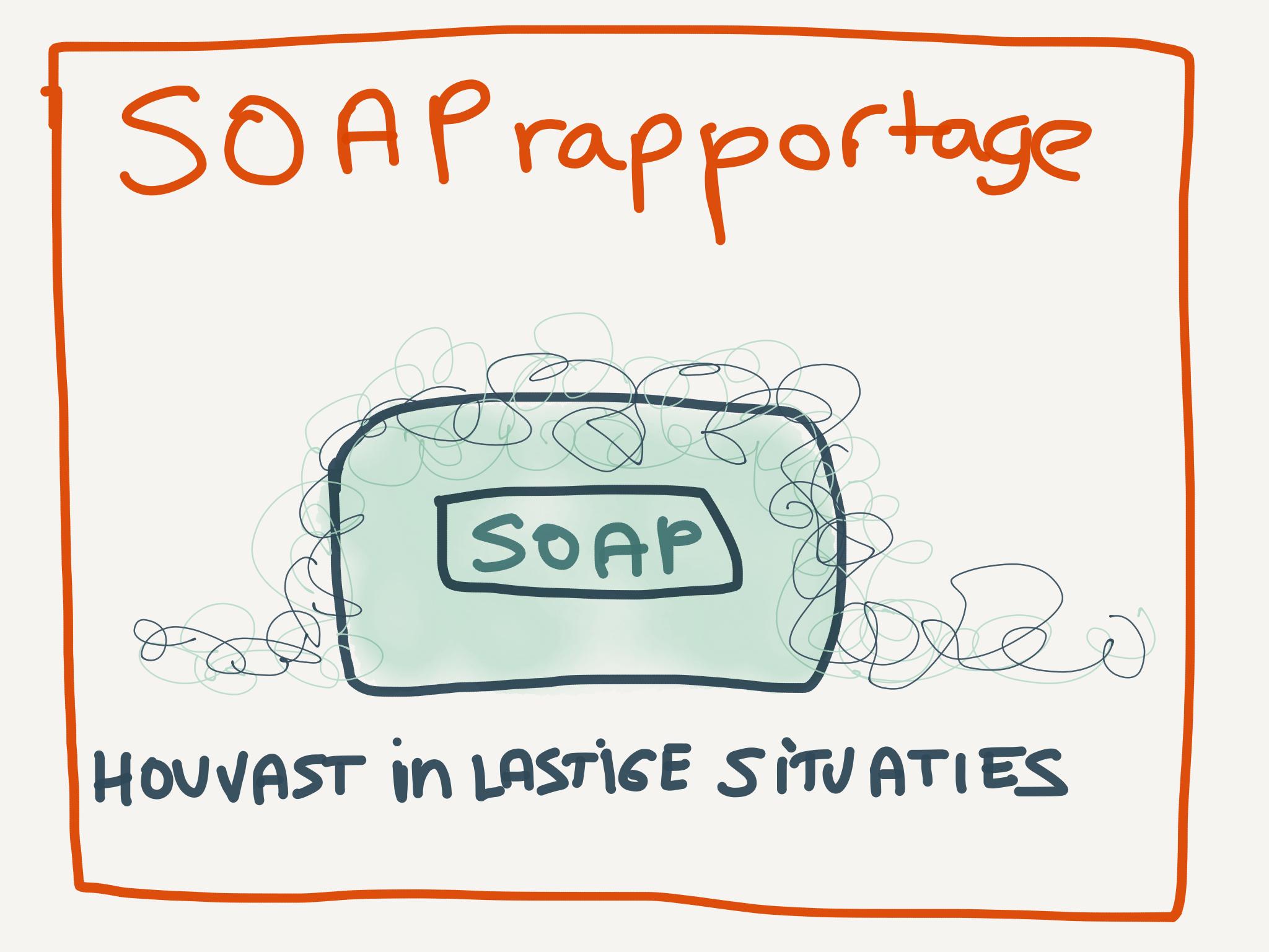 Methodisch rapporteren met SOAP