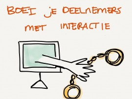 3 manieren om interactiviteit te brengen in je e-learning